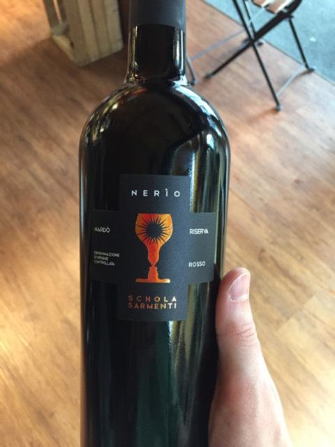 Rượu Vang Ý Chén Thánh Nerio