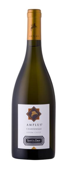 Rượu vang Chile Santa Ema Amplus Chardonnay - Sauvignon Blanc