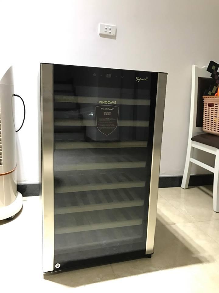 Tủ bảo quản rượu vang VinoCave