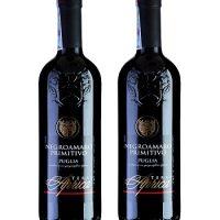 Rượu vang Ý Negroamaro Primitivo Puglia Terra Aprica