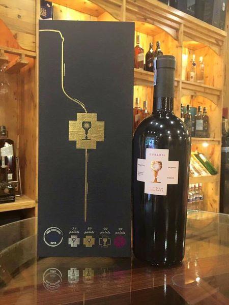 Rượu vang Ý Chén Thánh Cubadi-Primitivo