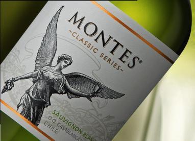 Montes Alpha Classic Sauvignon Blanc, Chadonnay