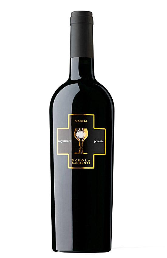 Rượu vang Ý Chén Thánh Nauna
