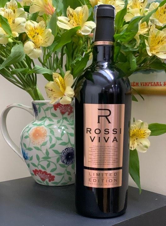 Vang Ý siêu cao cấp Rossi Viva 18% Limited Edition