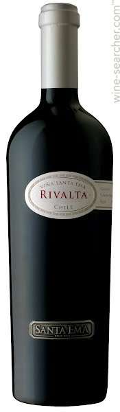 Rượu vang Chile Santa Ema Rivalta Icon Wine