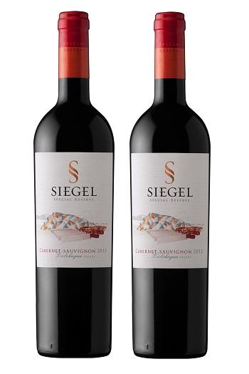 Rượu vang Chile Siegel Special Reserva
