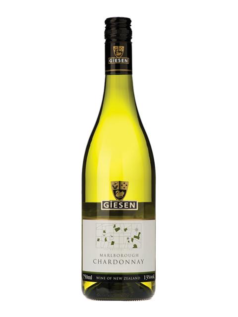 Rượu vang NewZealand Giesen Chadonnay