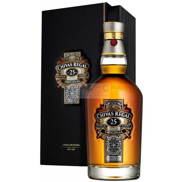 Chivas 25 Years Old