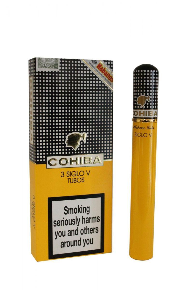 Cigar Cohiba Siglo V Cuba
